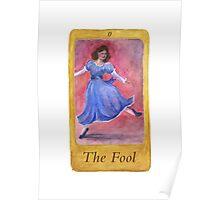 Ballet Tarot Cards: The Fool Poster