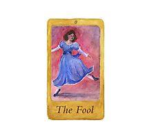 Ballet Tarot Cards: The Fool Photographic Print