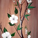 Apple Blossoms by Linda Callaghan