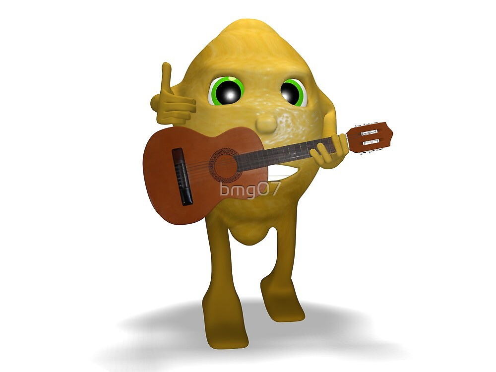 lemon guitar so good by bmg07