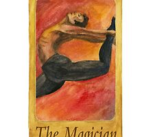 Ballet Tarot Cards: The Magician by Julia Tyler
