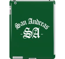 San Andreas iPad Case/Skin