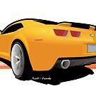 Camaro by Greg Hamilton