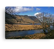 Glenveagh National Park View Canvas Print