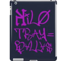 Ballas iPad Case/Skin