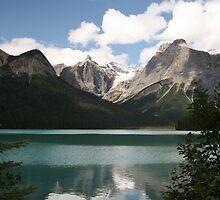 Emerald Lake by whisperjo