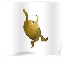 Skip lemon Poster