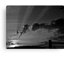 Sunrise over Wazemmes Canvas Print