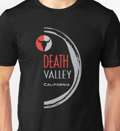 death valley  Unisex T-Shirt