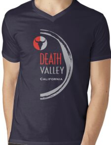 death valley  Mens V-Neck T-Shirt