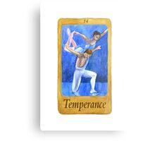 Ballet Tarot Cards: Temperance Metal Print