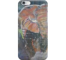 (Elephant) Charging iPhone Case/Skin