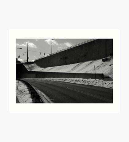 Hodgin Parkway Art Print