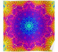 Color Glob 01 Poster