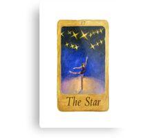 Ballet Tarot Cards: Star Metal Print