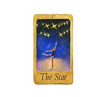 Ballet Tarot Cards: Star Photographic Print