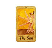 Ballet Tarot Cards: The Devil Photographic Print