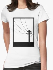 Black Box Womens Fitted T-Shirt