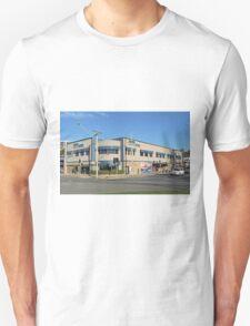 Kirra Beach Hotel, Queensland, Australia Unisex T-Shirt