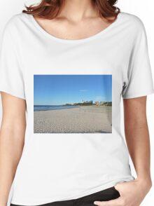 Kirra Beach, Queensland, Australia Women's Relaxed Fit T-Shirt