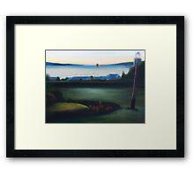 McElphone Reserve Framed Print