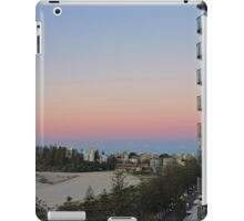 Coolangatta sunrise, Queensland, Australia iPad Case/Skin