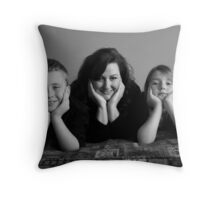 So whatcha thinking bout? Throw Pillow