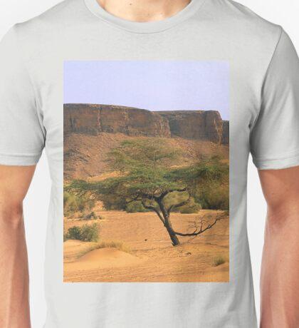 a wonderful Sudan landscape Unisex T-Shirt