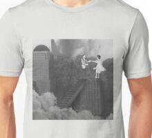 feeling like i'm on top of the world Unisex T-Shirt
