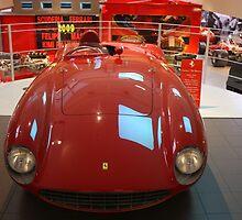 Ferrari: Classic from 1960s by Igor Pozdnyakov