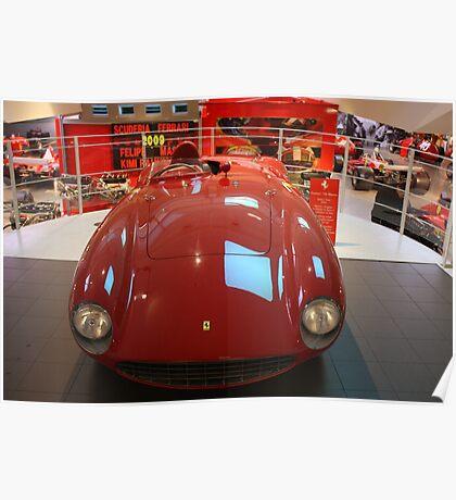 Ferrari: Classic from 1960s Poster