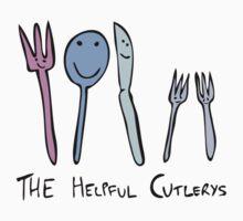 The Helpful Cutlerys by wonderful