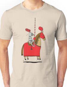 Jumpy Knight Unisex T-Shirt