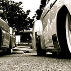Asphalt and Whitewalls by cventresca