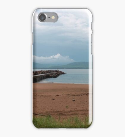 Angry Beach iPhone Case/Skin