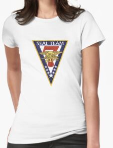 US Navy Seal Team Seven Womens Fitted T-Shirt