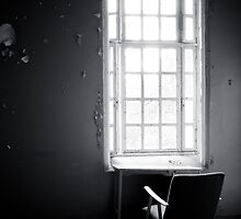 Empty Chair II by Christina Børding