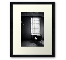 Empty Chair II Framed Print