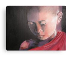 The Prayer Canvas Print