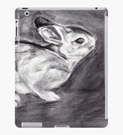 Rabbit Drawing iPad Case/Skin