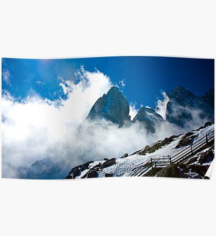 Yu Long Snow Mountain Poster