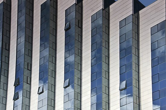 Office and reflections by John44