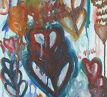 Valentine's Gift to Simon by Sarah Bentvelzen