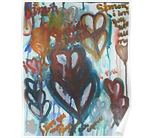 Valentine's Gift to Simon Poster