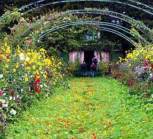 Monet's Garden, France by Deb22