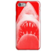 JAWS SHARK PHONE CASE iPhone Case/Skin