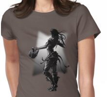 MotoGirl Womens Fitted T-Shirt