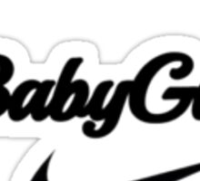 babygirl Sticker