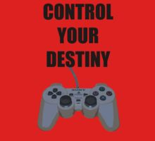 Control Your Destiny- PS1 by Swisskid
