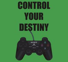 Control Your Destiny- PS2 by Swisskid